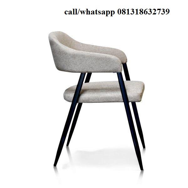 Kursi Cafe Makan Retro Global Furniture Jepara