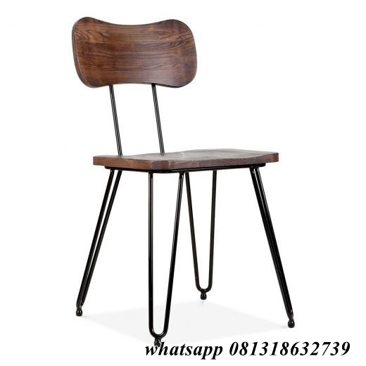 Kursi Cafe Minimalis Industrial Kcg 21 Global Furniture Jepara